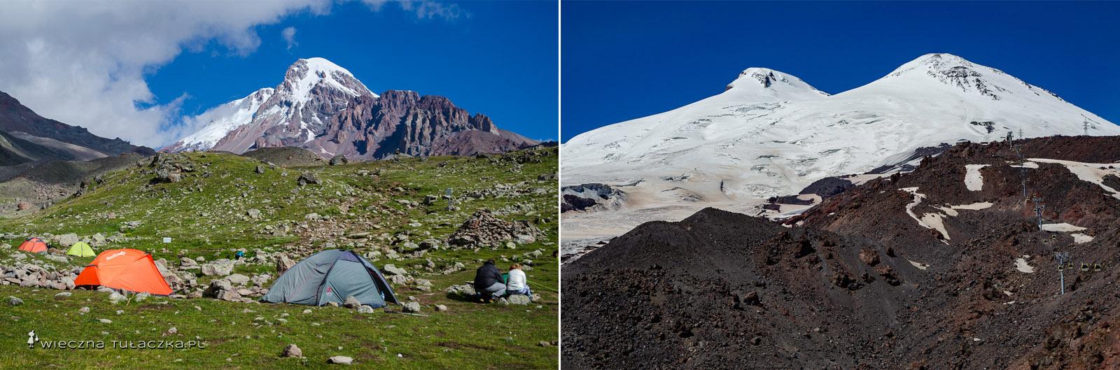 Kazbek czy Elbrus?