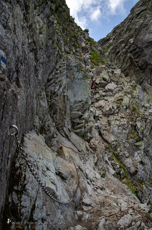 Najtrudniejsze szlaki w Tatrach