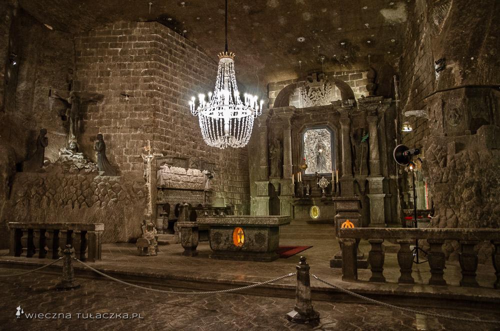 Kaplica św. Kingi, Kopalnia Soli w Wieliczce
