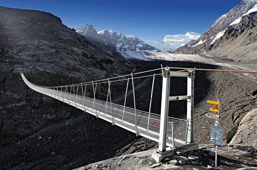 Szlak Alpejskich Przełęczy w Szwajcarii