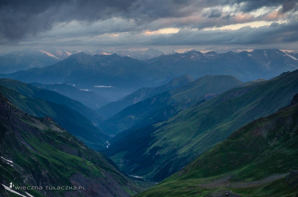 Kaukaz, trekking