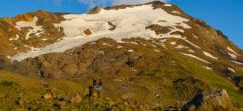 LAILA (4009 m) – Płonąca Góra w Swanetii