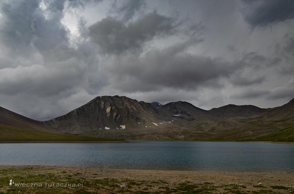 Jezioro Kelicadi w Gruzji