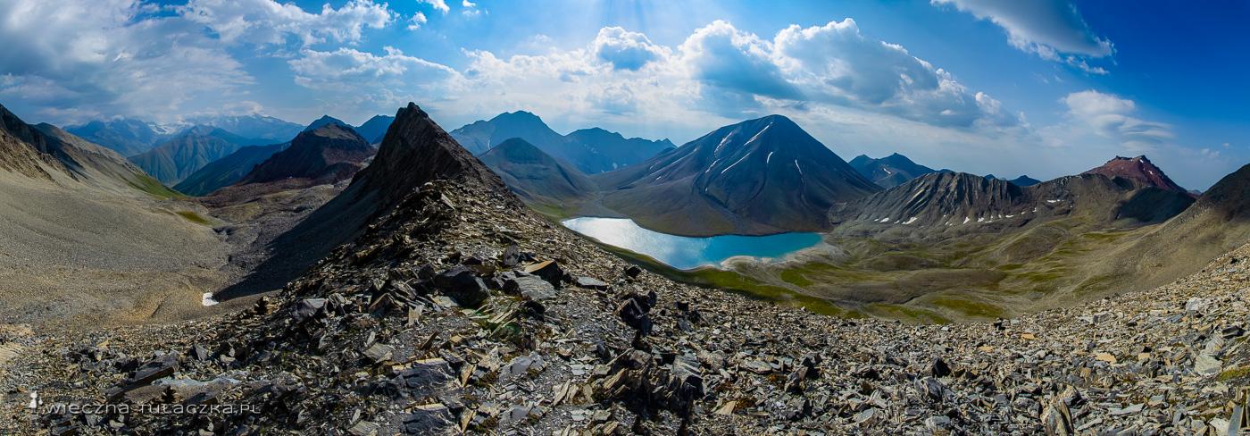 Jezioro Kelitsadi, Kaukaz