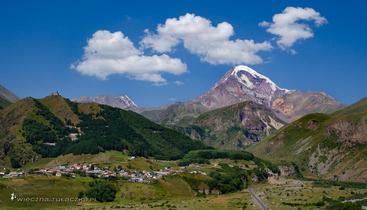 Orcweri i Kazbek ze Stepancmindy