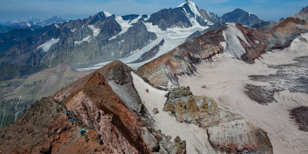 ORCWERI – zarąbista góra w cieniu Kazbeku