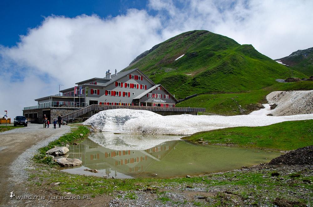 Jochpass na Via Alpinie