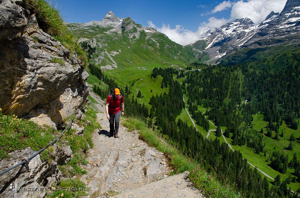 Szlak wędrowny Via Alpina