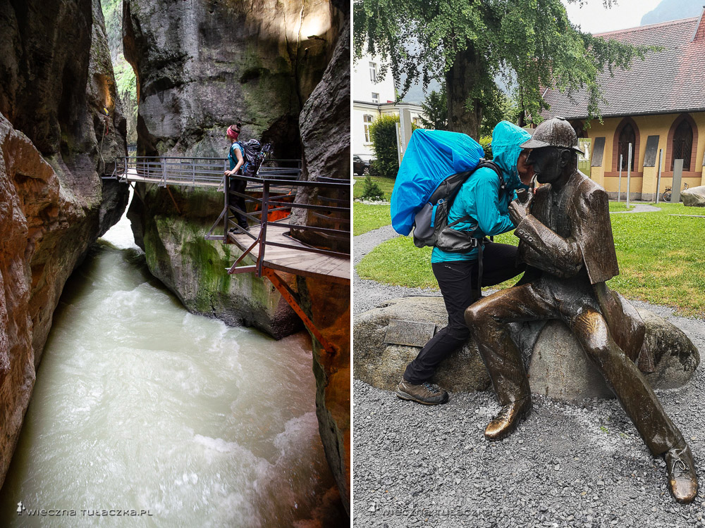 Meiringen, Szwajcaria
