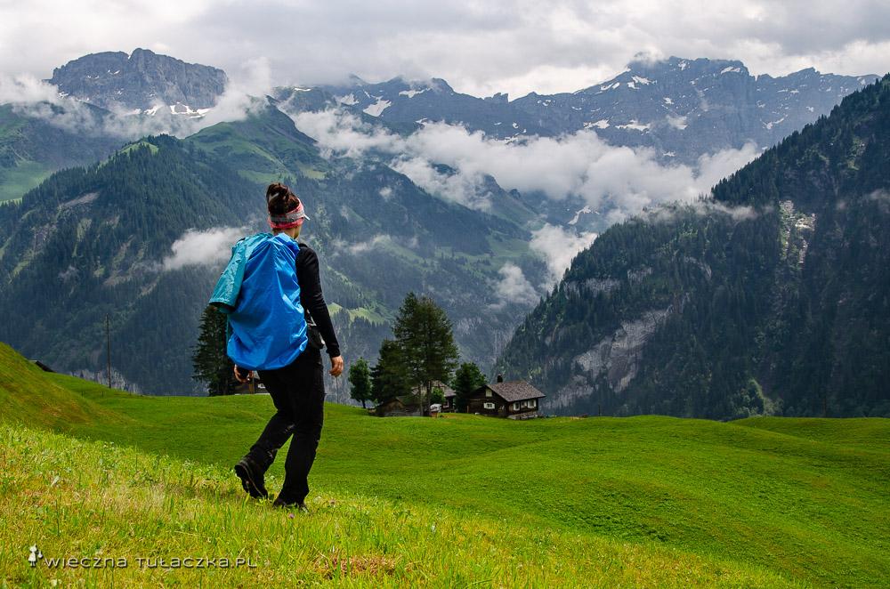 Via Alpina szczegółowy opis szlaku