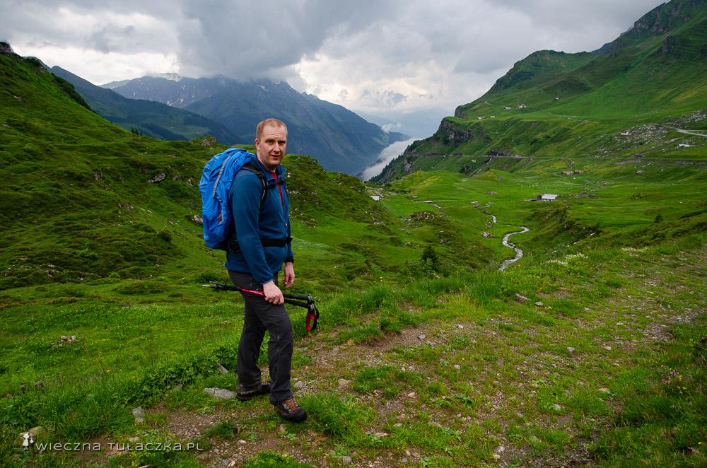 Opis szlaku Via Alpina