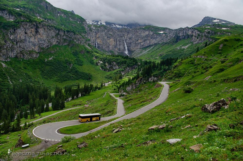 Klausenpass, przełęcz na trasie Via Alpiny