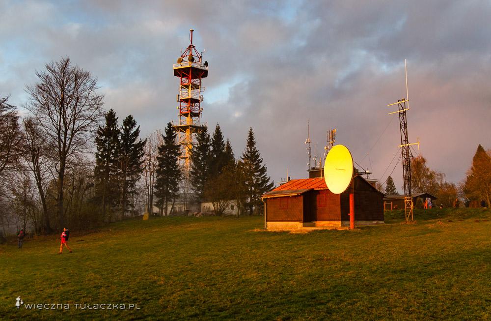 Wieża widokowa Kozakov, Czechy