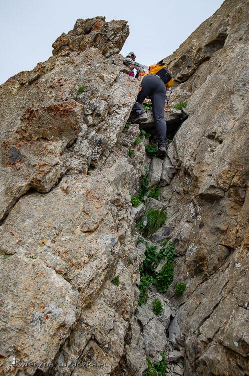 Opis szlaku na Khustup 3206 m
