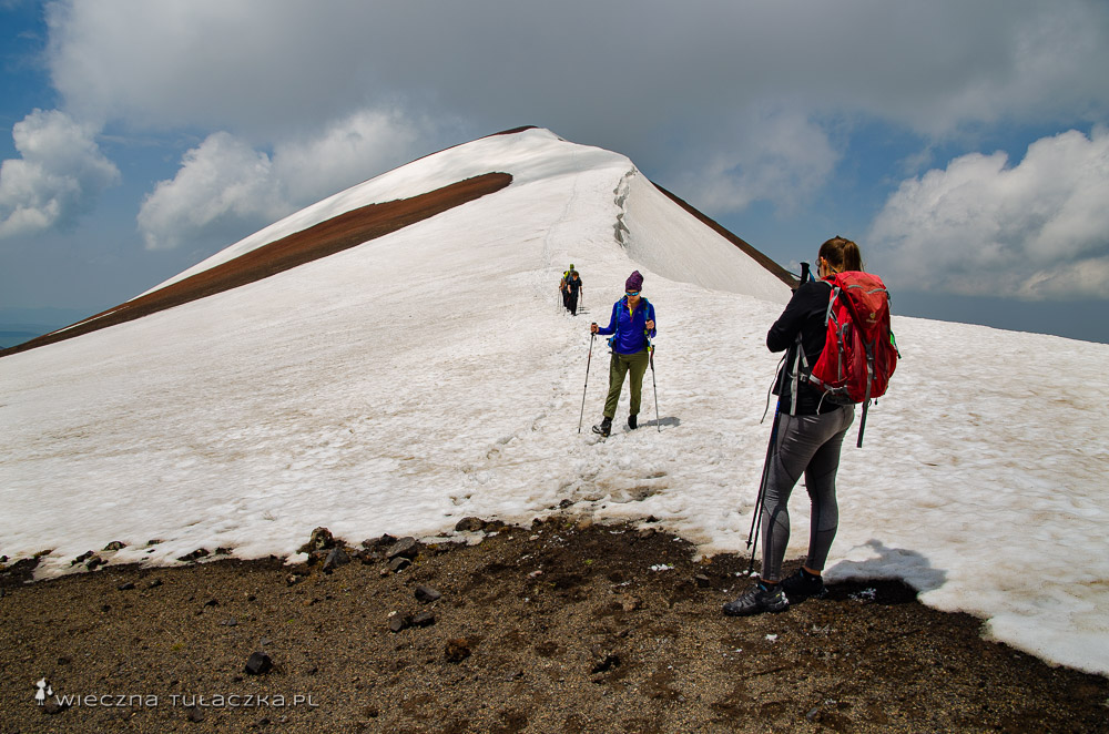 Azhdahak 3597 m, opis trasy