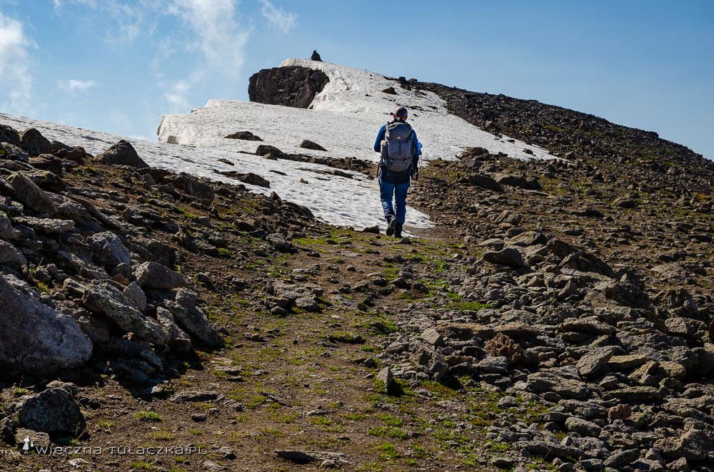 Aragats najwyższy szczyt Armenii