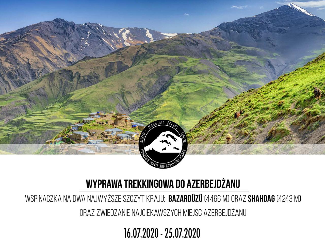 Wyprawa do Azerbejdżanu