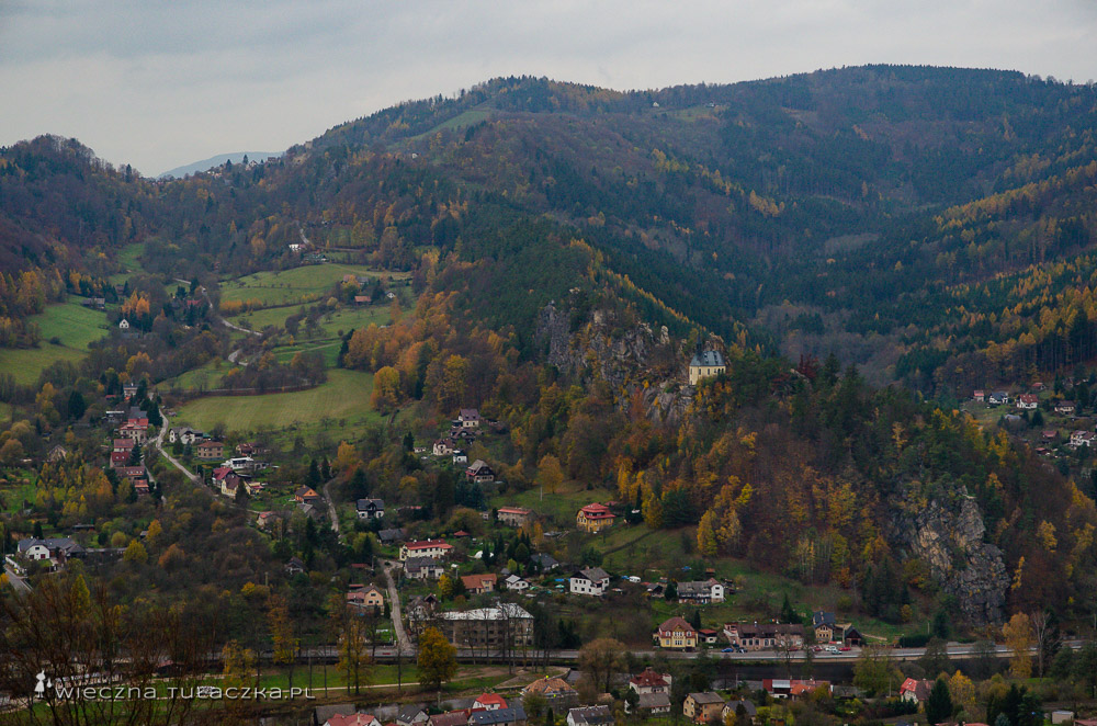 Zwiedzanie Czeskiego Raju