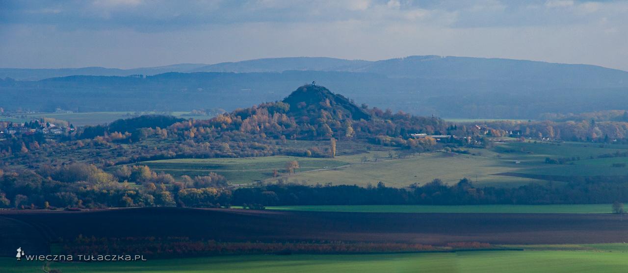Wzgórze Zebín w Czeskim Raju