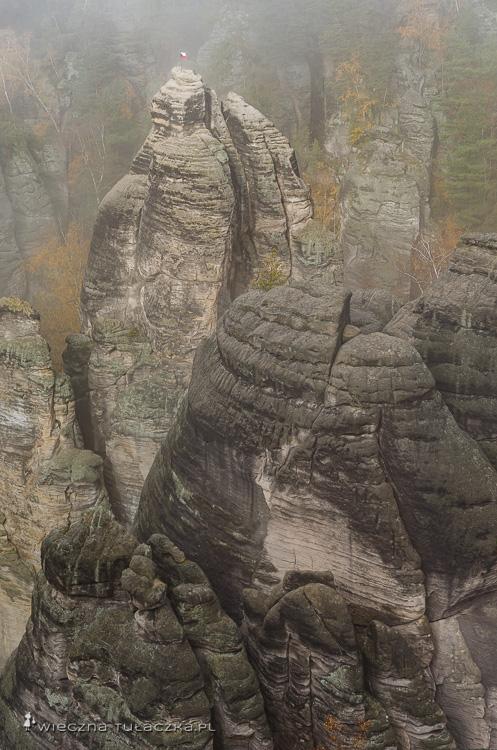 Najpiękniejsze miejsca w Czeskim Raju, Prachowskie Skały