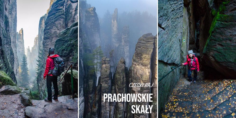 PRACHOWSKIE SKAŁY – najpiękniejsze skalne miasto w Czeskim Raju