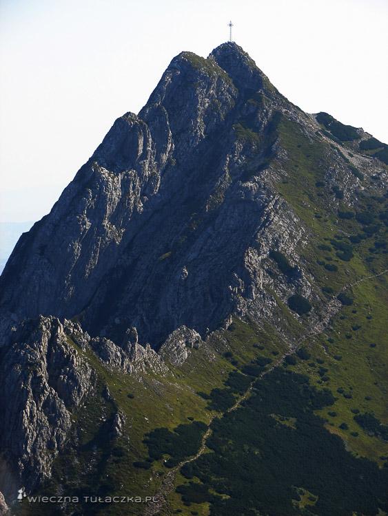 Giewont z Tatrach