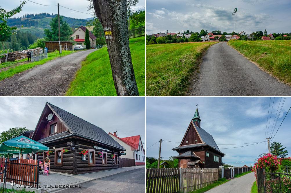 Szlaki na Śląsku Cieszyńskim
