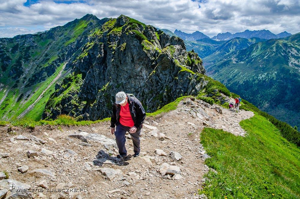Mała Sucha Czuba w Tatrach