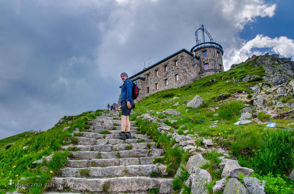 Wysokogórskie Obserwatorium Meteorologiczne na Kasprowym Wierchu
