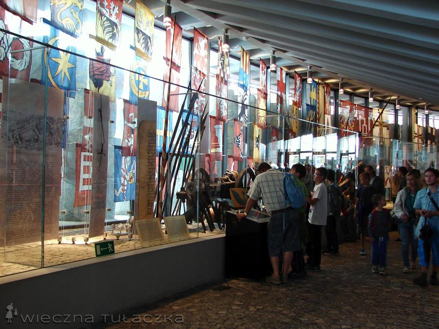 Wystawa w Muzeum Grunwaldzkim