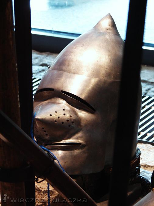 Zbroja z Muzeum Grunwaldzkiego