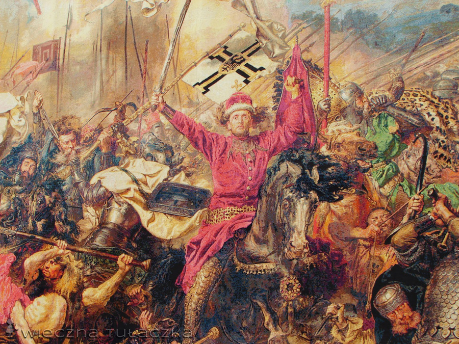 Bitwa pod Grunwaldem Jana Matejki