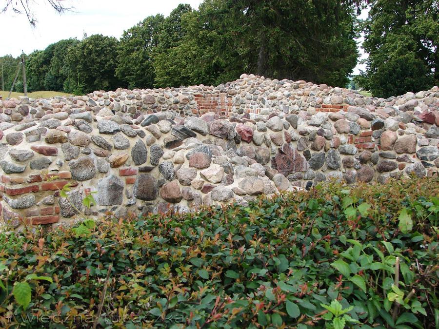 Ruiny kaplicy na Grunwaldzie