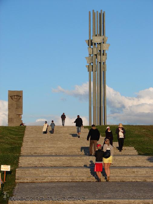 Wzgórze pomnikowe
