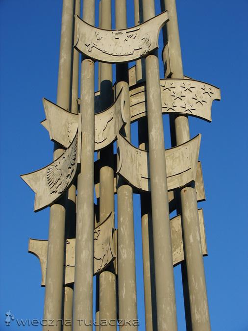 Proporce na obelisku