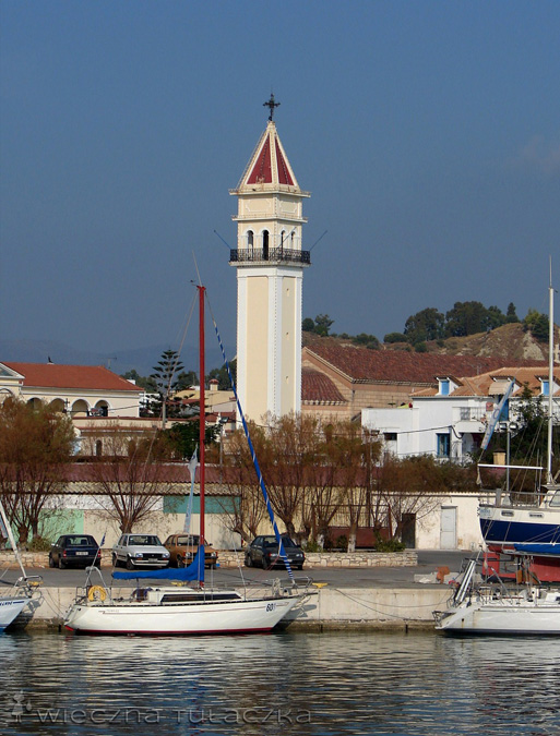 Zakynthos wieża
