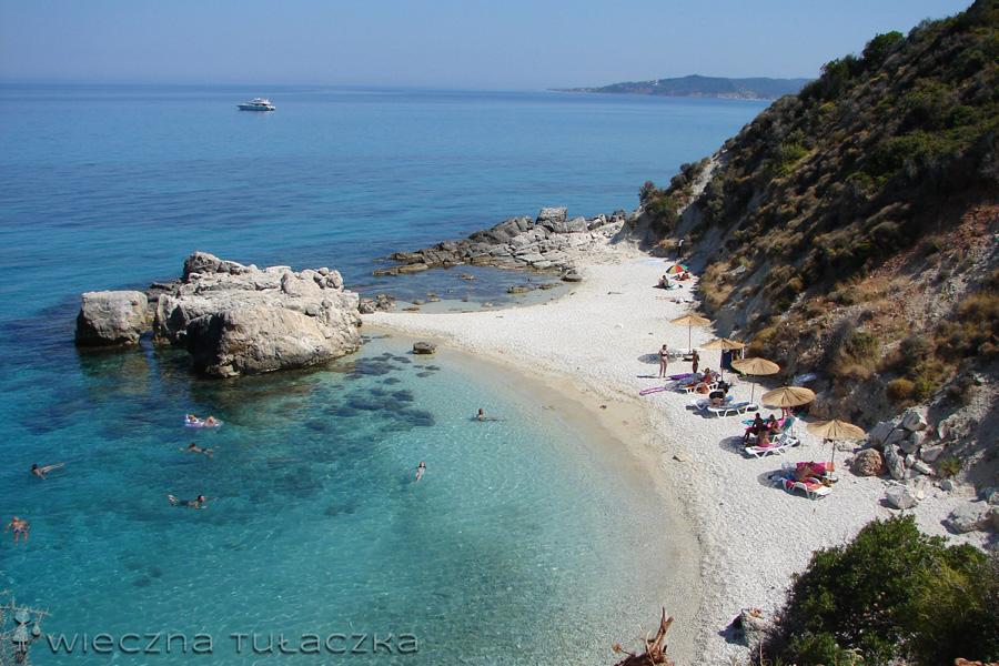 druga plaża Xigia