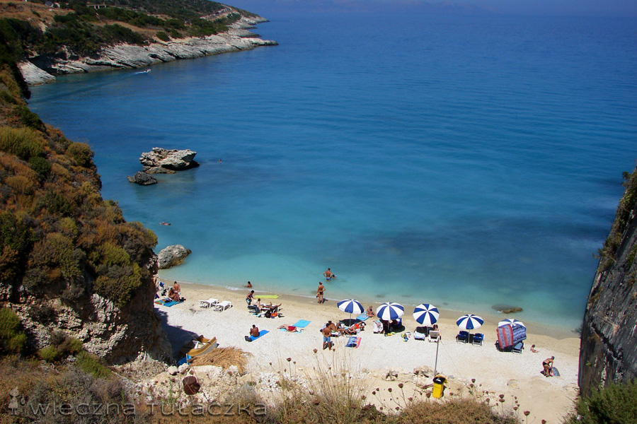 plaża Xigia