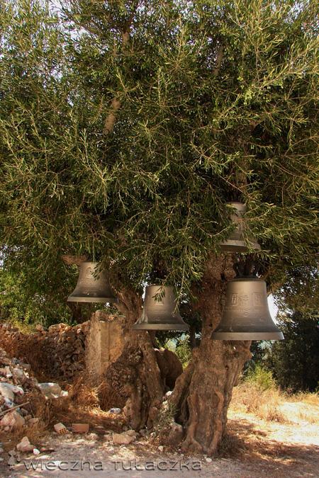 dzwony Agios Krimnon
