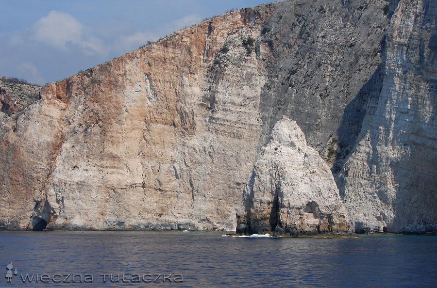 wybrzeże Zakynthos
