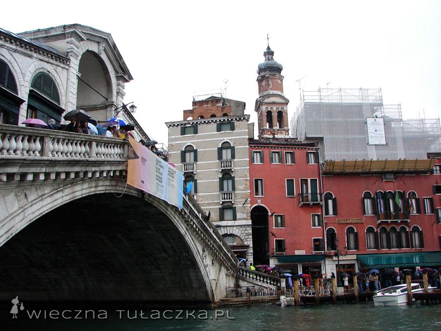 Most Rialto i Hotel Rialto