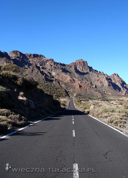 Okolice wulkanu Teide