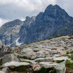 Opis szlaku na Świnicę ze Świnickiej Przełęczy