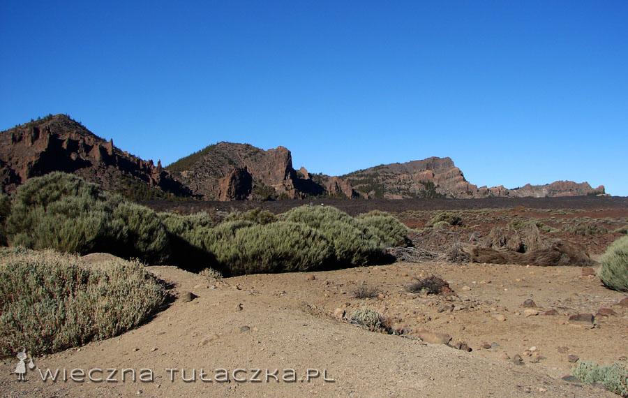 Park Narodowy Teide wpisany jest na listę dziedzictwa UNESCO.