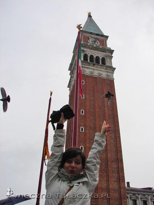 Kampanila w Wenecji