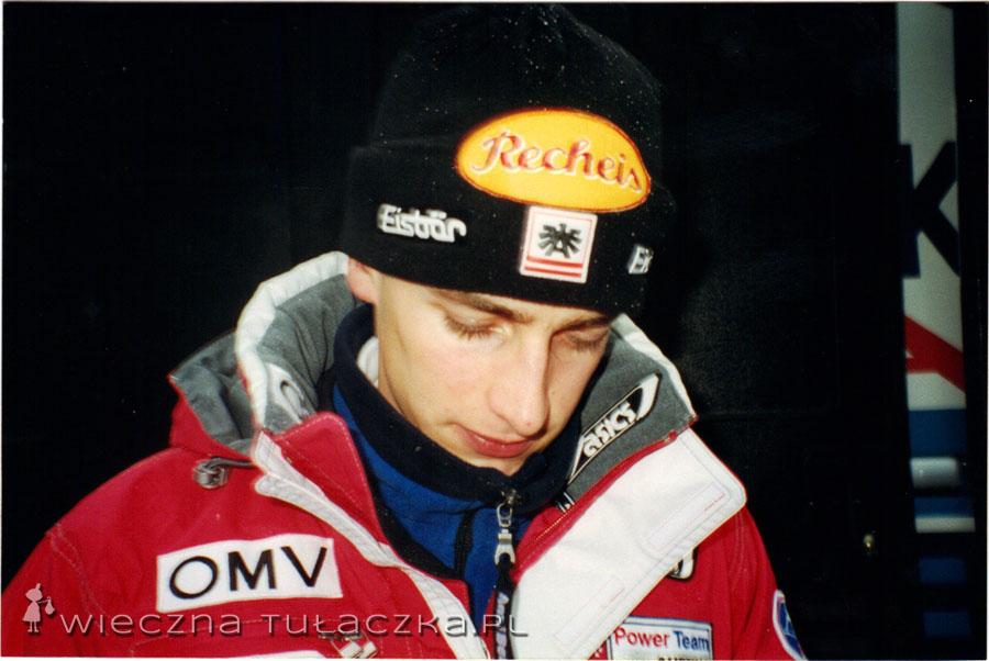 Wolfgang Loitzl, mistrz świata, wielokrotny złoty medalista w drużynie, zwycięzca Turnieju 4 Skoczni.