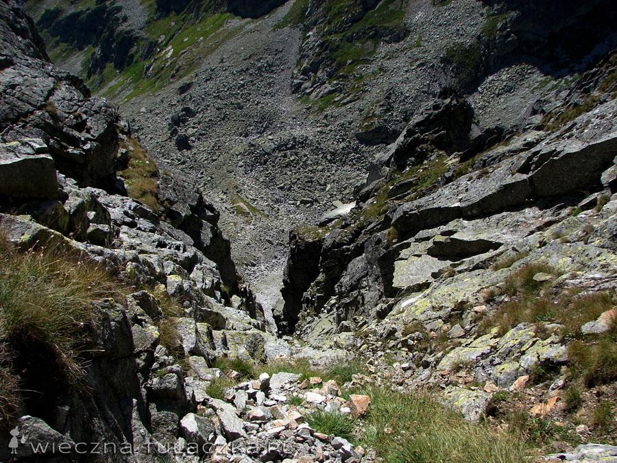 Kozia Przełęcz Wyżnia