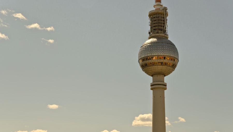 BERLIN – ALEXANDERPLATZ, NIKOLAIVIERTEL I HACKESCHE HÖFE