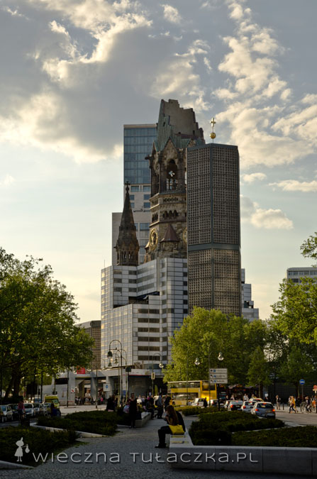 I na Ku'Damm znajdzie się połączenie starego i nowego :) To właśnie jest esencją Berlina :)