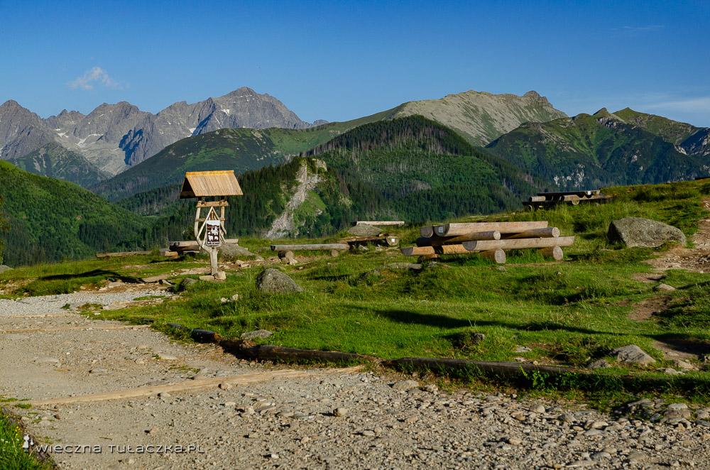 Rusinowa Polana w Tatrach